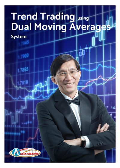 trend trading using dma system ebook cover
